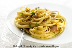 Linguine alla Carbonara Recipe