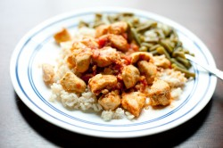 Orange Picante Chicken Recipe
