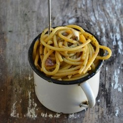 Pasta with Anchovies Recipe