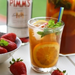 Pimms Iced Tea Cocktail Recipe