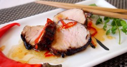 Pork with Vietnamese Caramel Sauce Recipe