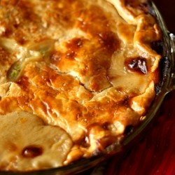 Roast Chicken Pot Pie