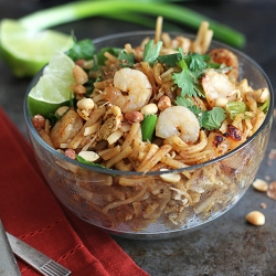 Shrimp Pad Thai 30 Minute Recipe