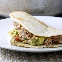 Slow Roasted Pork Carnitas Tacos