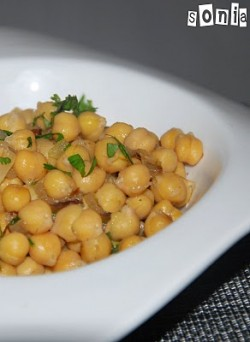 Spiced Chickpeas Recipe