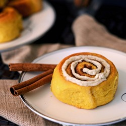 Sweet Potato Cinnamon Buns Recipe