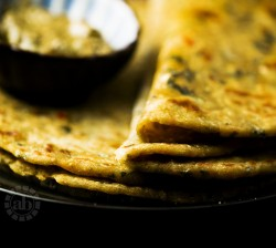 Thepla Indian Flatbread Recipe