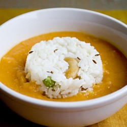 Tomato Soup with Cumin