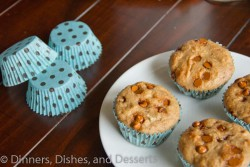 Whole Wheat Cinnamon Muffins Recipe