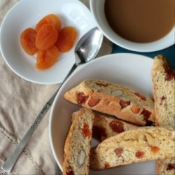 Apricot Almond Biscotti Recipe