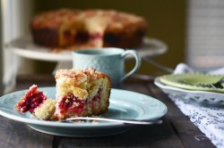 Cranberry Coffee Cake Recipe