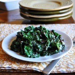 Creamy Swiss Chard Recipe