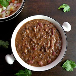Dal Makhani Black Lentils and Kidney beans Recipe