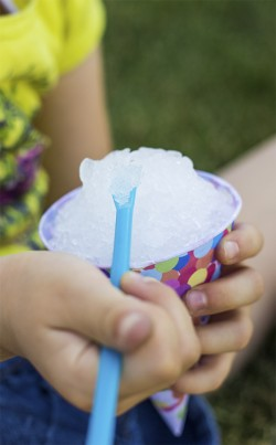 Easy Homemade Snow Cones Recipe