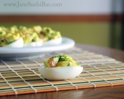 Fiesta Deviled Eggs Recipe