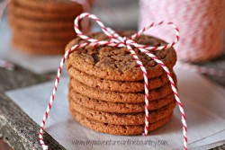 Gingersnap Cookies Recipe