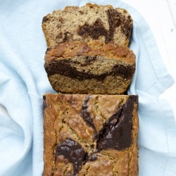 Marble Banana Bread Recipe