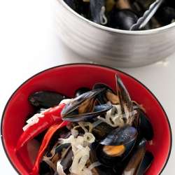 Mussels in 10 Minutes
