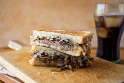 Patty Melt Sandwich Recipe