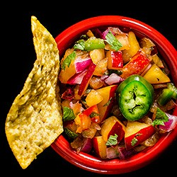 Plum Salsa Recipe