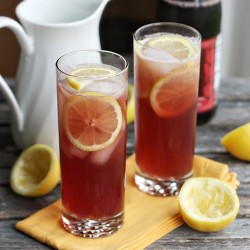 Sparkling Pomegranate Lemonade Recipe