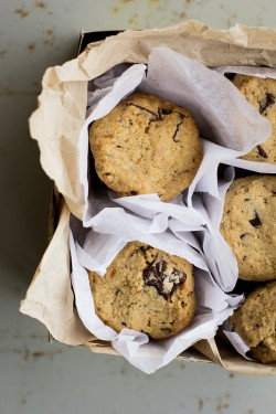Spiced Orange Chocolate Chunk Cookies Recipe