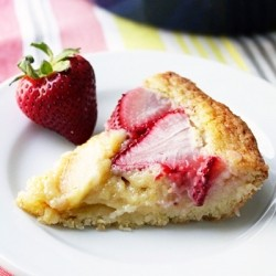 Strawberry Fruit Torte