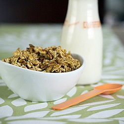Applesauce Granola Recipe