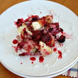 Baked Berry French Toast Recipe