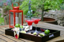 Blackberry Margaritas Recipe