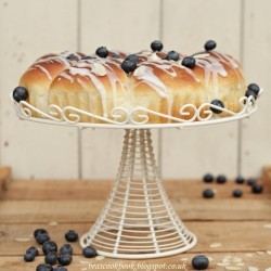 Blueberry Buns Recipe