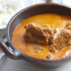Chicken Curry with Homemade Curry Paste