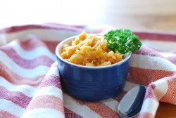 Chipotle Cauliflower Sweet Potato Mash Recipe