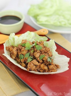 Copycat PF Changs Chicken Lettuce Wrapsready in minutes
