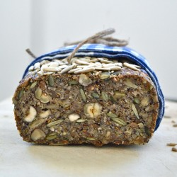 Danish Nut Seed Bread Recipe