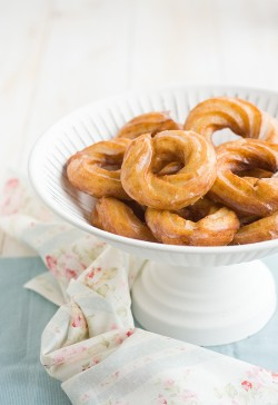 French Cruller Recipe