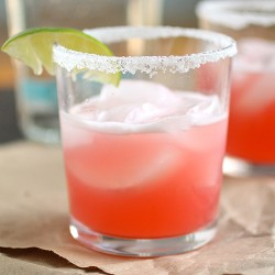 Fresh Raspberry Margaritas Recipe