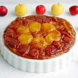 Ginger Orange Tarte Tatin Recipe