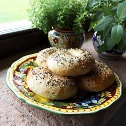 Golden Bagels
