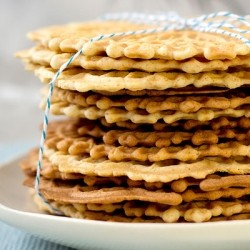 Homemade Pizzelles Recipe