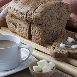 Homemade Rye Sandwich Bread Recipe