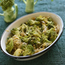 Indian Broccoli Stir Fry Recipe