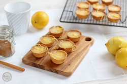 Lemon Filled Tarts Recipe