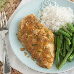 Maple-Mustard Baked Chicken Recipe