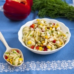 Mozzarella Pasta Salad Recipe