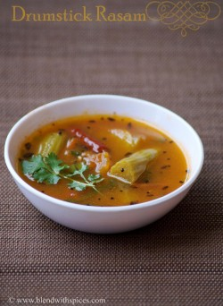 Munakkada Rasam South Indian Soup Recipe