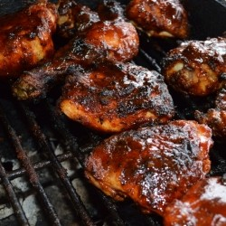 Old Fashion BBQ Chicken Recipe
