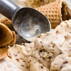 Peanut Butter Nutella Chip Ice Cream