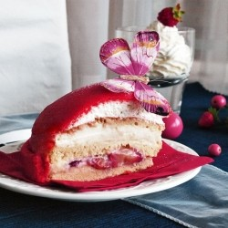 Prinsestarta Swedish Princess Cake Recipe
