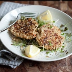Salsify Fritters Recipe
